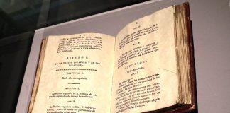"""Cádiz 42 Museo Constitución 1812 """"La Pepa"""""""